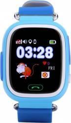 pret preturi Smartwatch copii Wonlex GW100 GPS, Touch, cu functie telefon Albastru