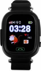 Smartwatch Wonlex GW100 GPS SIM Negru Smartwatch