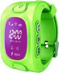 Smartwatch Wonlex GW300 GPS SIM Verde Smartwatch