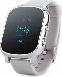 Smartwatch Wonlex GW700 GPS SIM Argintiu Smartwatch