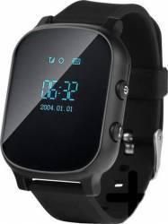 Smartwatch Wonlex GW700 GPS SIM Black Smartwatch