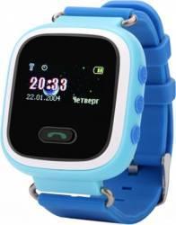 Smartwatch Wonlex GW900S GPS SIM Albastru Smartwatch