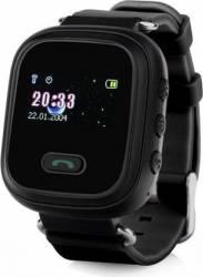 Smartwatch Wonlex GW900S GPS SIM Negru Smartwatch