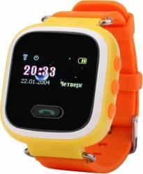 Smartwatch Wonlex GW900S GPS SIM Portocaliu Smartwatch