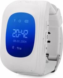 Smartwatch Wonlex Q50 GPS SIM Alb Smartwatch