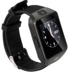 Ceas Smartwatch iUni DZ09 Plus Telefon incorporat BT Camera 1.3MP 1.54 Inch Negru Smartwatch