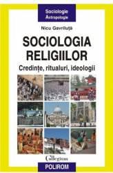 Sociologia religiilor - Nicu Gavriluta