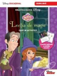 Sofia Intai - Lectia De Magie - Caiet De Activitati Grupa Mica