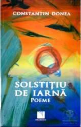 Solstitiu de iarna - Constantin Donea