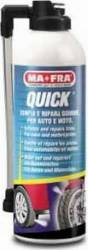 Solutie instant pentru vulcanizare Ma-Fra Quick spray 300 ml Cosmetica si Detergenti Auto