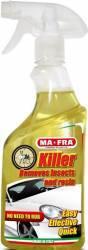 Solutie pentru indepartarea urmelor de insecte si de rasina Ma-Fra Killer pulverizator 500 ml