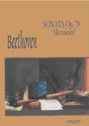 Sonata Op.79 Alla Tedesca - Beethoven