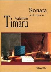 Sonata Pentru Pian Nr.1 - Valentin Timaru