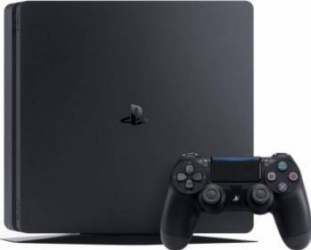 Sony Consola PS4 1TB Chassis Black + Extracontroller Console jocuri