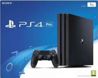 Sony Consola PS4 PRO 1TB A Chassis Black