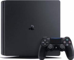 Sony Consola PS4 Slim 500GB Chassis Black Console jocuri