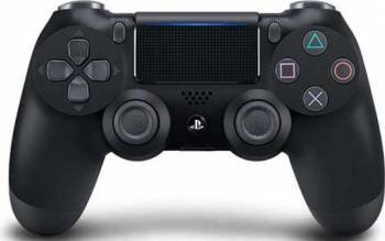 Controller Sony Dualshock 4 V2  pentru PlayStation 4 Black Gamepad & Joystick