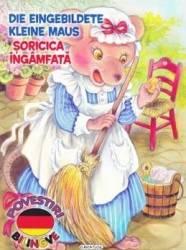 Soricica ingamfata. Die Eingebildete Kleine Maus