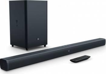 Soundbar JBL Bar 2.1 300W Negru Sisteme Home Cinema