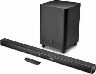 Soundbar JBL Bar 3.1 450W Negru Sisteme Home Cinema