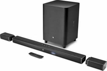 Soundbar JBL Bar 5.1 510W Negru Sisteme Home Cinema