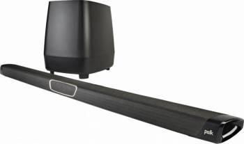 Soundbar Polk Audio Magnifi MAX  340W Negru Sisteme Home Cinema