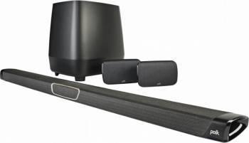 Soundbar Polk Audio Magnifi MAX SR 400W Negru Sisteme Home Cinema