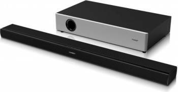 pret preturi Soundbar 2.1 Sharp HT-SBW160 Subwoofer Wireless 360 W Bluetooth Negru-Argintiu