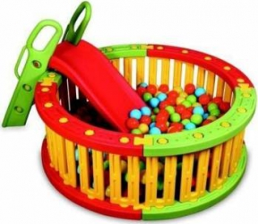 Spatiu de joaca pentru bile King Kids Spatii de joaca si accesorii