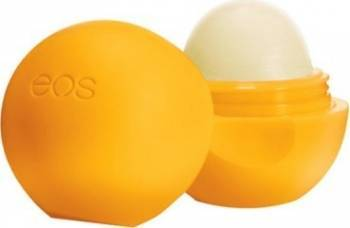 Balsam de buze Eos Sphere Medicated Tangerine Make-up buze