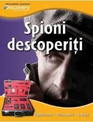 Spioni descoperiti - Enciclopedii ilustrate Discovery