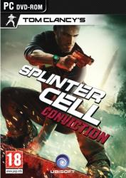 Splinter Cell Conviction- Complete Exclusive PC