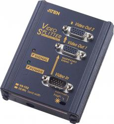 Splitter Aten VS102 2-port Adaptoare TV
