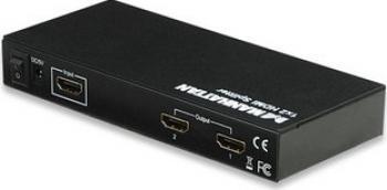 Splitter HDMI Manhattan 1xHDMI - 2xHDMI Adaptoare TV