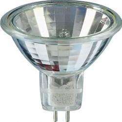 Spot cu halogen Philips Brill 35W GU5.3 12V 10D 1CT