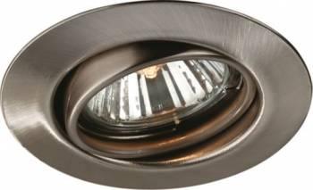 Spot incastrat Massive Opal 3x50W 230V Nickel corpuri de iluminat