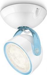 Spot luminos Philips myLiving Dyna LED Albastru 1x4W