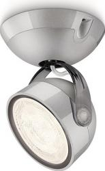 Spot luminos Philips myLiving Dyna LED Gri 1x4W