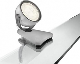 Spot clip Philips myLiving Dyna LED Gri 1x4W Clip