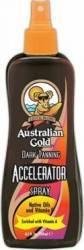 Accelerator bronz Australian Gold Spray Dark Tanning 250ml