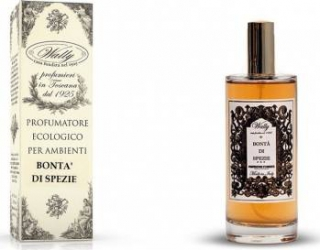 Spray de Camera Wally Bonta Di Spezie 100ml Odorizante