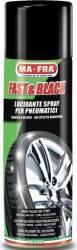 Spray pentru lustruit anvelope Ma-Fra Fast & Black negru 500 ml Cosmetica si Detergenti Auto