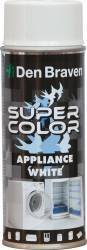 Spray Super Color Alb efect smalt 400ml