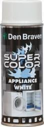 Spray Super Color Alb efect smalt 400ml