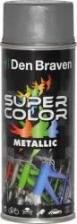 Spray Super Color Argintiu efect metalic 400ml