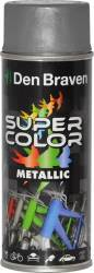 Spray Super Color Argintiu efect metalic 400ml Siliconi Spume si Solutii tehnice