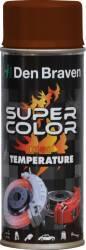 Spray Super Color Maro termorezistenta 400ml Siliconi Spume si Solutii tehnice