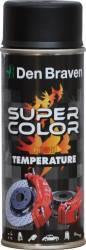 Spray Super Color Negru termorezistenta 400ml Siliconi Spume si Solutii tehnice