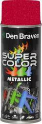 Spray Super Color Rosu efect metalic 400ml