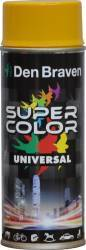 Spray Super Color Universal RAL 1023 Galben trafic 400ml